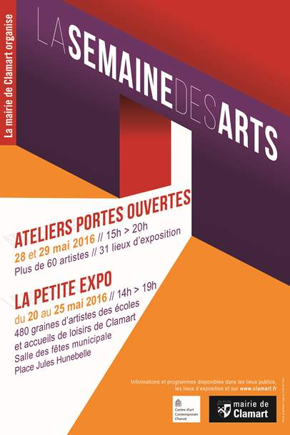 Semaine des arts - exposition mai 2016