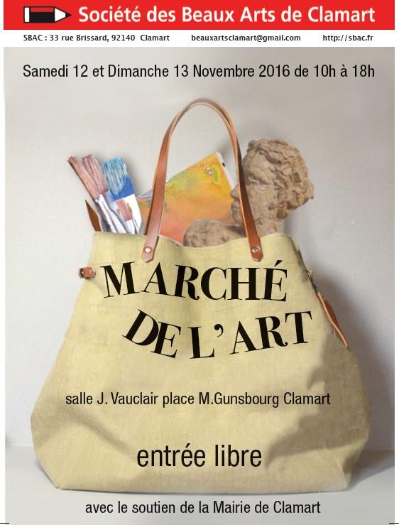 Marché de l`art 2016